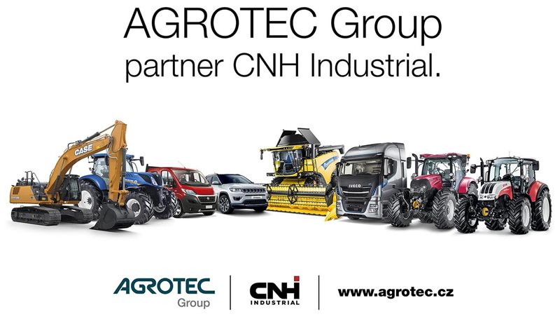 AGROTEC Group – partner CNH Industrial.